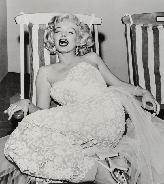 Frank Worth, 'Marilyn Monroe in a Deckchair', 1954-2004, Heritage Auctions