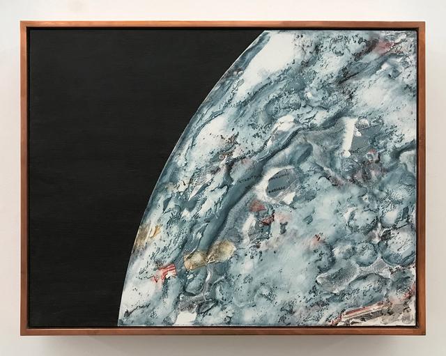 , 'Orbital Attitude 52.59625,' 2017, Kavi Gupta