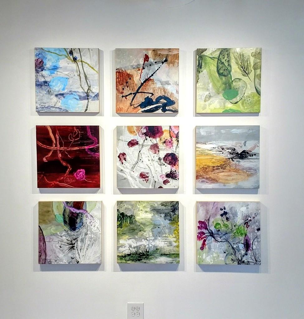 Mountain Haiku series by Allison Stewart