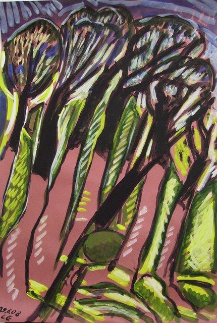 , 'Sardaigne 3,' 2008, Galerie Marie-Robin