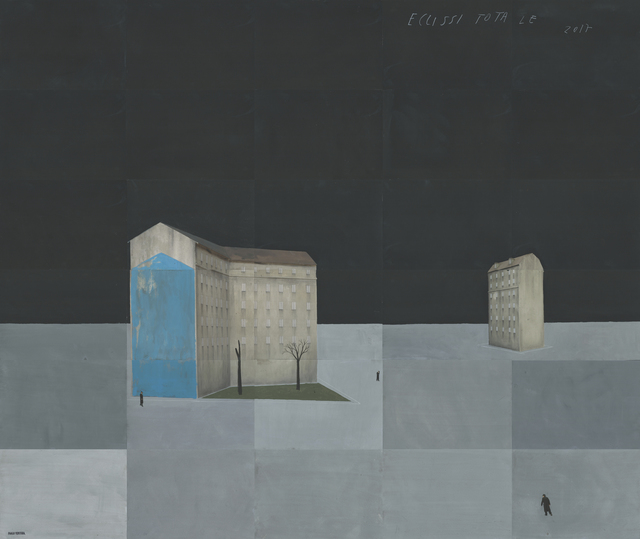 , 'Eclissi Totale,' 2017, Edwynn Houk Gallery