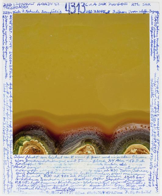 , '4313, December 5,' 2000, Art Institute of Chicago