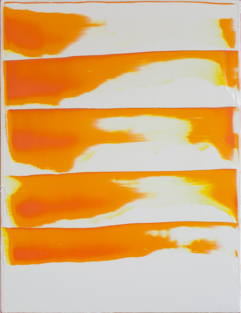 , 'ORANGE Z, B 170316,' 2016, CCA Andratx Kunsthalle