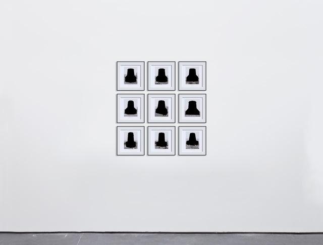 , 'Cooling Towers (en proceso),' 2016, Galeria Marilia Razuk
