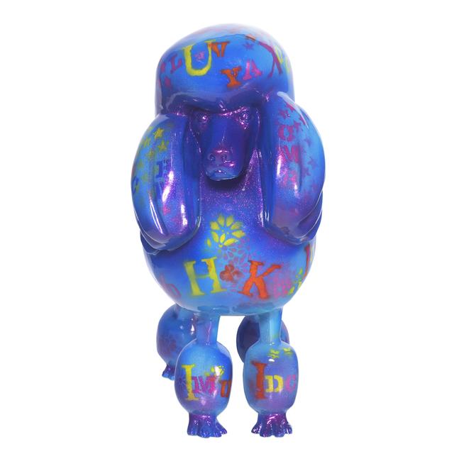 , 'Emoji Luv,' , Blue Gallery