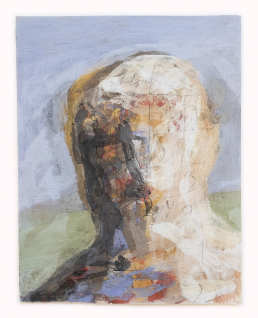 , 'Head # 8,' 2007, Court Tree Gallery