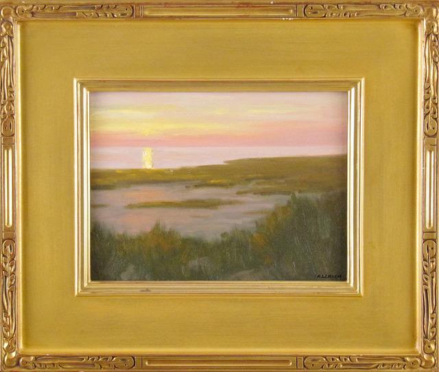 Steve Allrich, 'Tidal Sunset, Pink Sky', ca. 1995, Janus Galleries