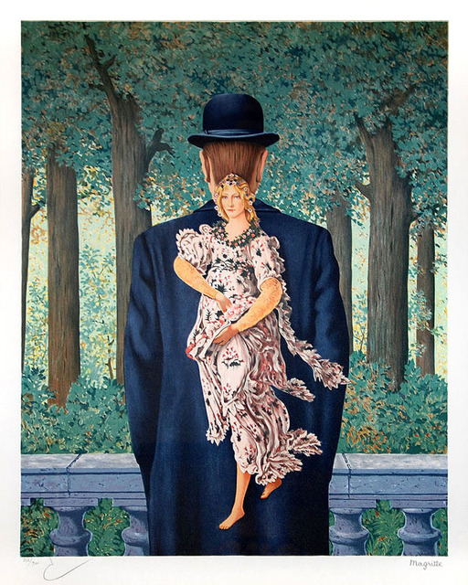 René Magritte, 'Le Bouquet tout fait', 2003, Untitled Projects