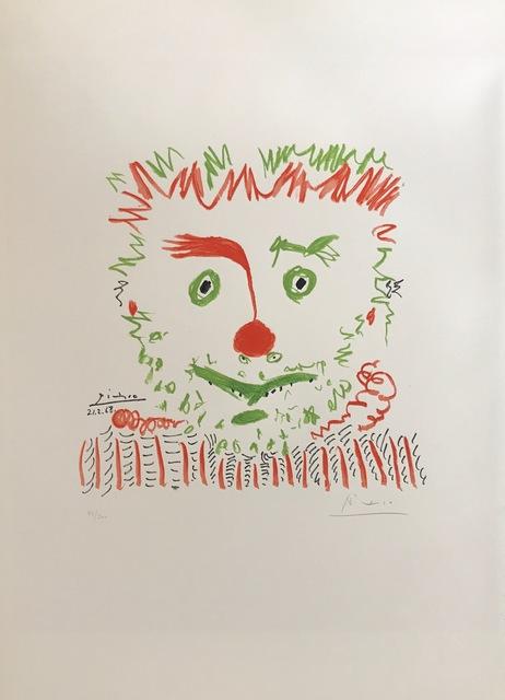 Pablo Picasso, 'Le Folie', Alan Kluckow Fine Art