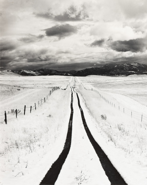 , 'Homeward Bound,' 2012, The Ansel Adams Gallery