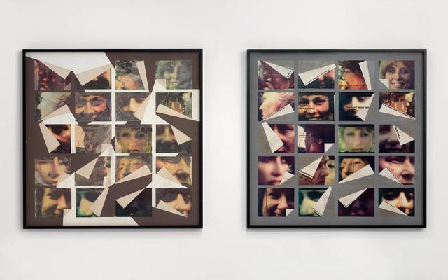, 'Image/woman/text,' 1979, Richard Saltoun
