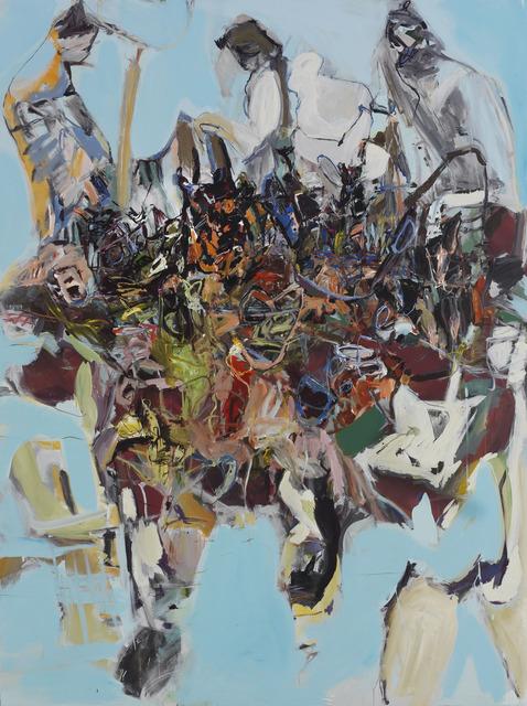 Mehran Elminia, 'Beyond the time', 2012, rosenfeld porcini