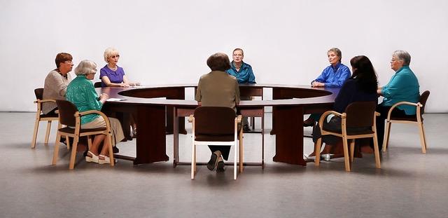 , 'Decembers - A Round Table Conversation (still),' 2012, Kunstforeningen GL STRAND