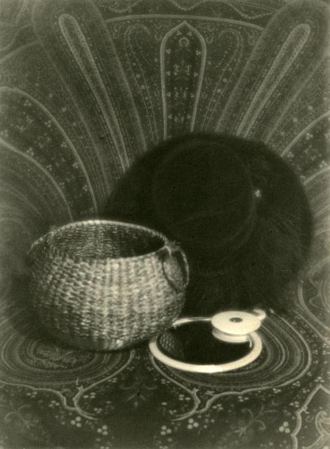 Ira Martin, 'Design: Hat, Basket, Mirror', ca. 1922, Rick Wester Fine Art