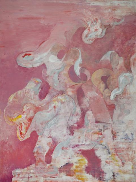 Zelin Seah, 'Tear Down Again', 2020, Painting, Oil on linen, Richard Koh Fine Art