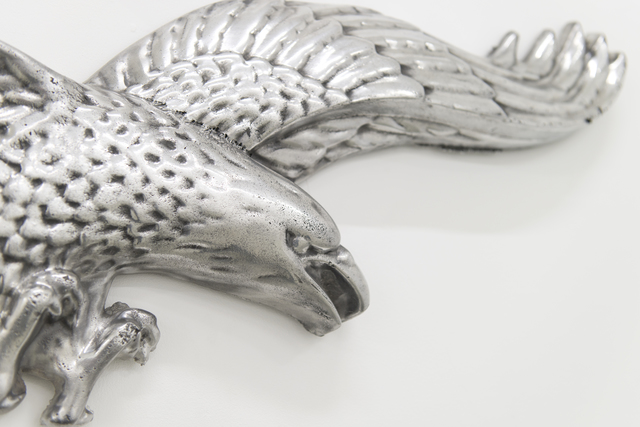 Xavier Mary, 'We have the same scales', 2020, Sculpture, Aluminium cast based on a 3D stl file, Barbé Urbain Gallery