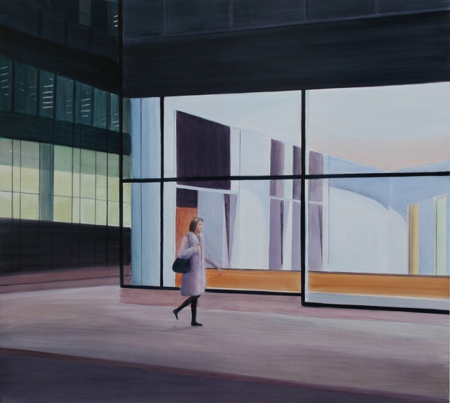 , 'Walk on by,' 2019, Jill George Gallery