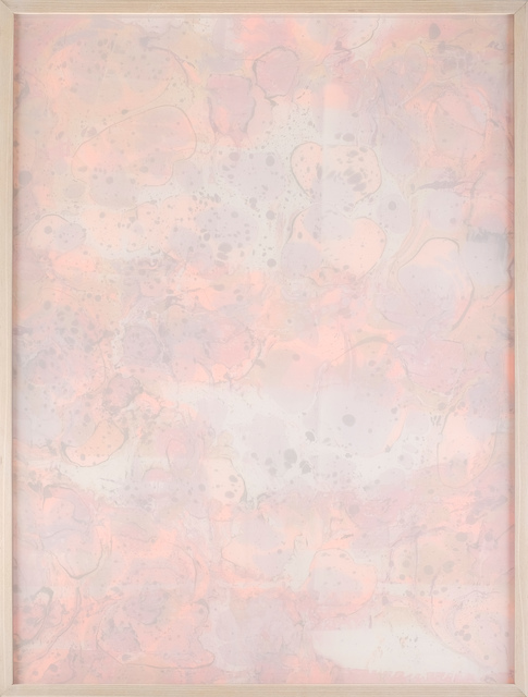 , 'Pink and Orange Fade Away,' 2016, K. Imperial Fine Art