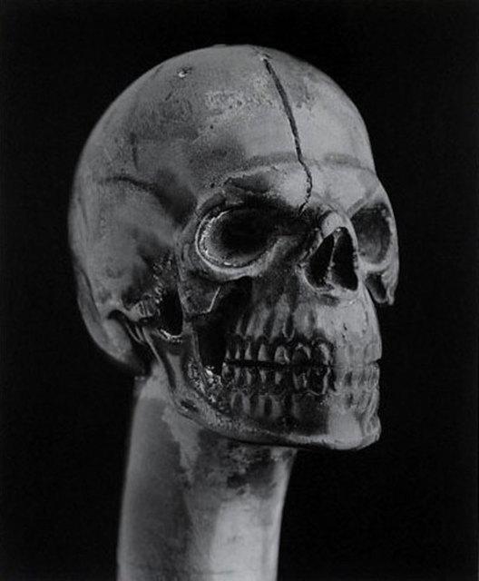 , 'Skull walking cane,' 1988, Baudoin Lebon Gallery