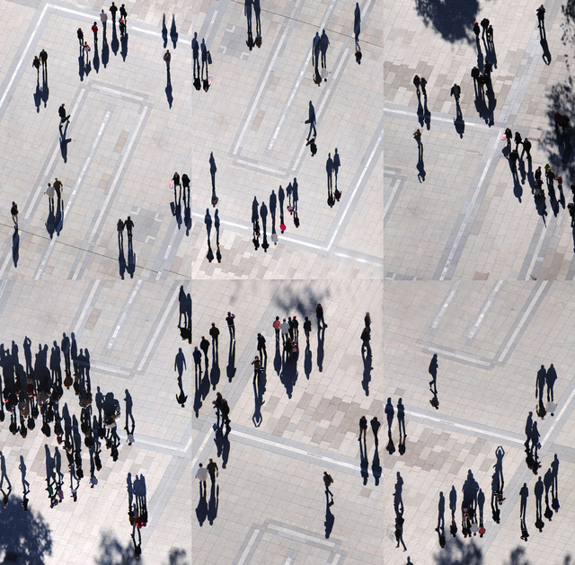 , 'Colonia square #9,' 2012, Honos Art