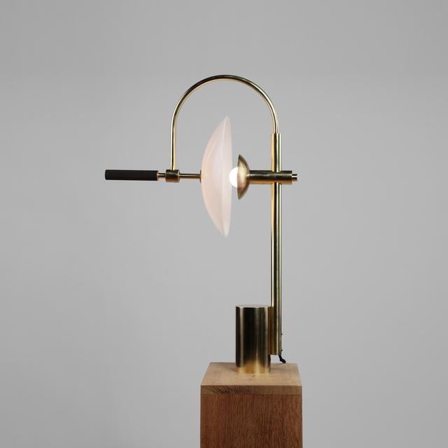 , 'Aperture Table Lamp,' 2016, FAIR Design