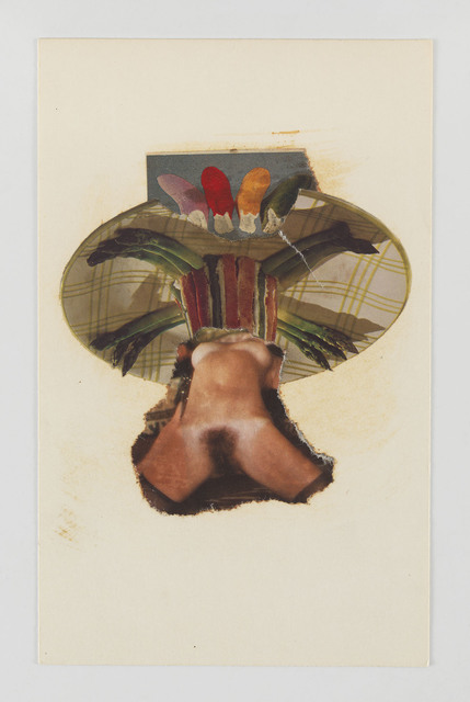 , 'Asparagus, Bacon, Girl,' 1979, Mitchell-Innes & Nash