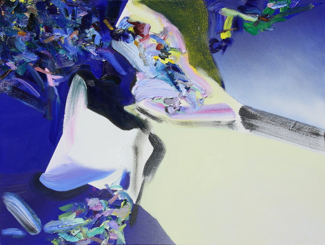 , 'Out of the blue,' 2018, Z Gallery Arts