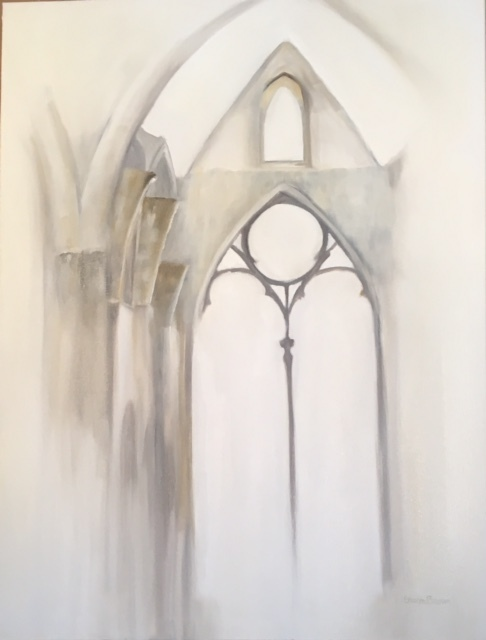 , 'Tranquil Beauty of Tintern Abbey,' , Beverly McNeil Gallery