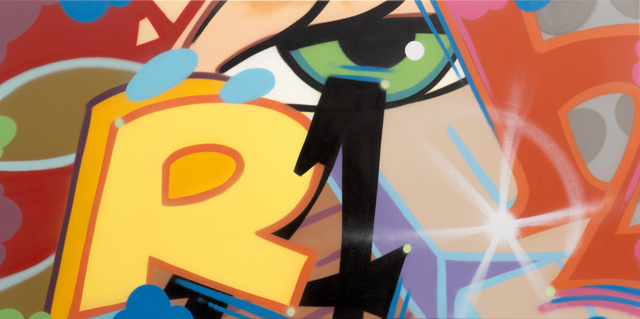 , 'Crash,' 2014, Jonathan LeVine Projects