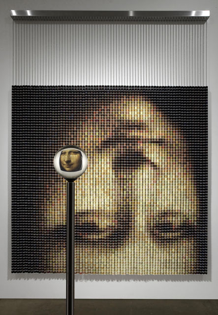 , 'After The Mona Lisa 2,' 2005, Bentley Gallery