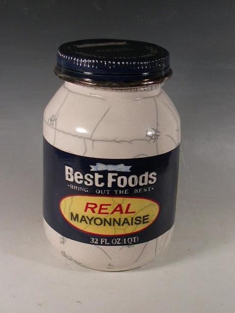 , 'Best Foods Mayo Jar,' 2018, CODA Gallery