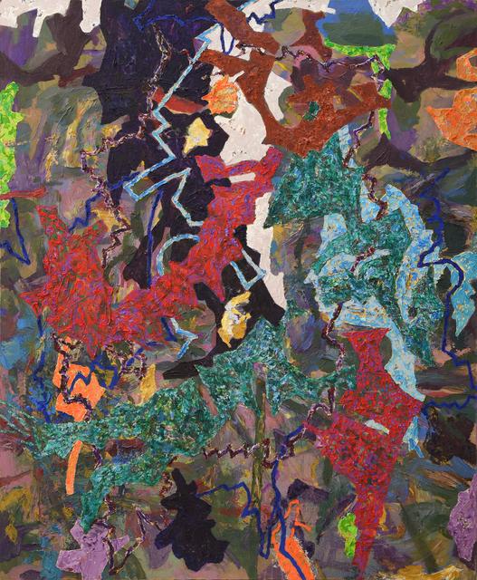 , 'A Porous Spring,' 2017, Affinity ART