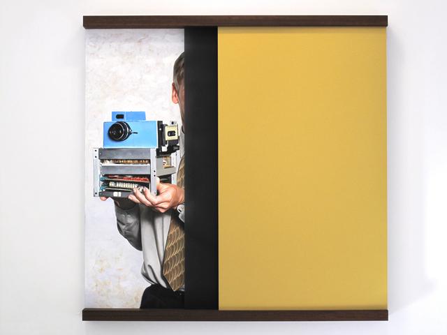 , 'Placard,' 2015, Galerie Christophe Gaillard