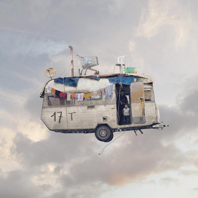 , 'Caravane,' 2013, Muriel Guépin Gallery