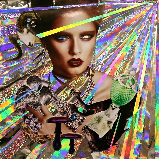 , 'Madame X (Green) ,' 2014, Cynthia Corbett Gallery