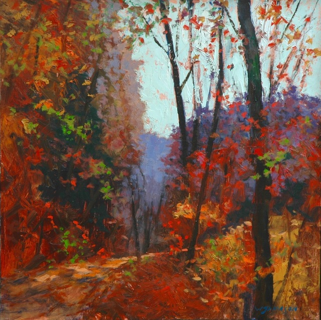 , 'Carolina Autumn,' 2018, Shain Gallery