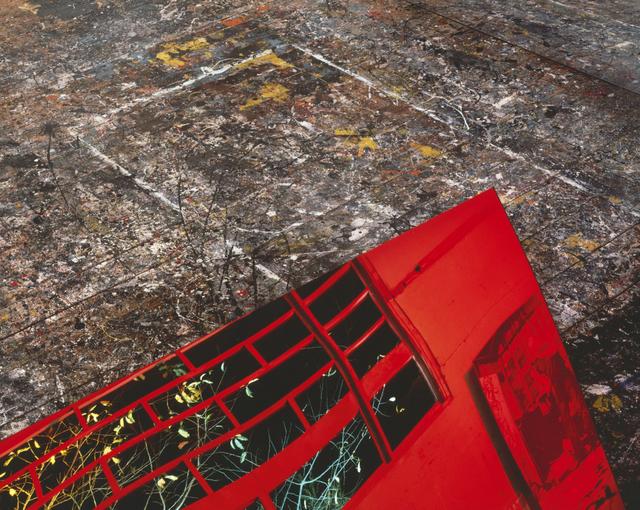 Barbara Kasten, 'JUXTAPOSITION: SITE 4 Pollock / Krasner', 1988, Bortolami