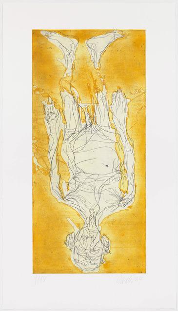 Georg Baselitz, 'Ohne Hose in Avignon VI', 2014, Gagosian