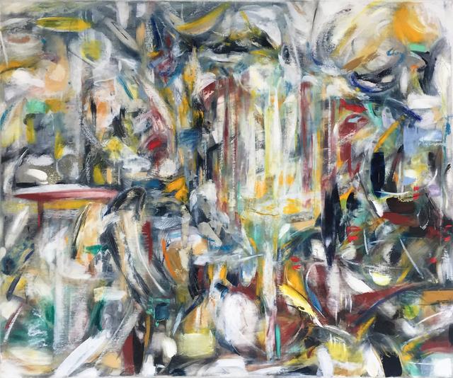 , 'searching for a siren,' 2017, Kristin Hjellegjerde Gallery