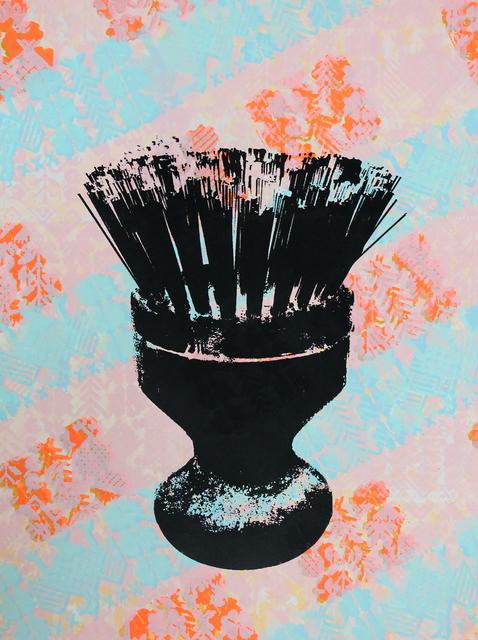 , 'Los Cepillos de Rosa II ,' 2019, CuratorLove
