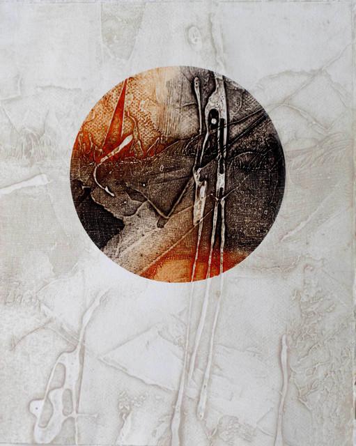 , 'Undercliff VII,' 2015, Sydney Printmakers