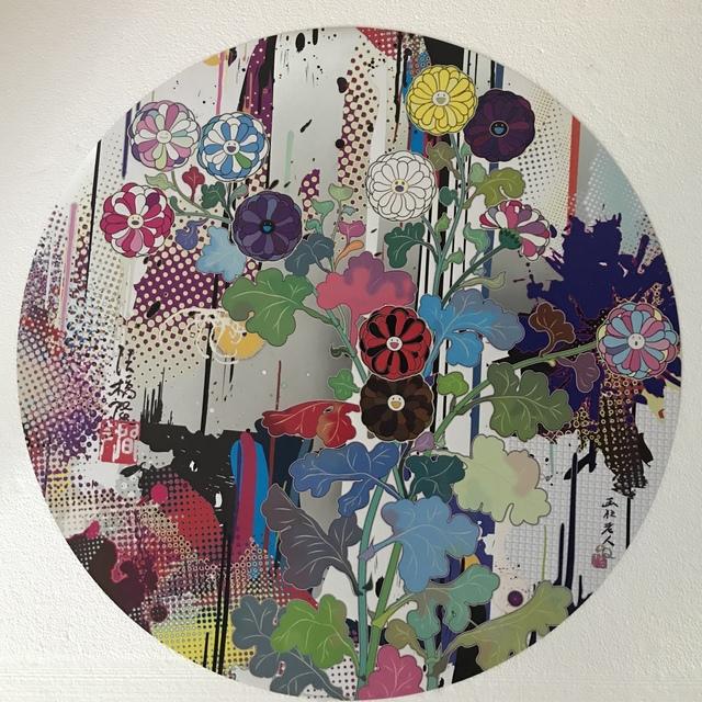 Takashi Murakami, 'Korin: Superstring Theory', 2015, Pop Fine Art