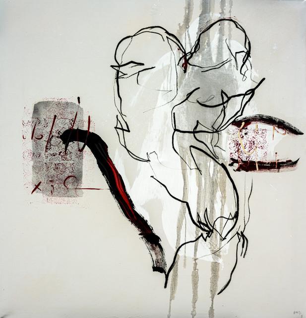 ", 'aus Rosenbud ""Erfolgsverwöhnt"",' 2018, Lukas Feichtner Gallery"