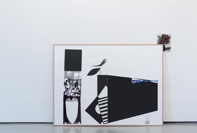 , 'Man Down,' , Galería Bacelos