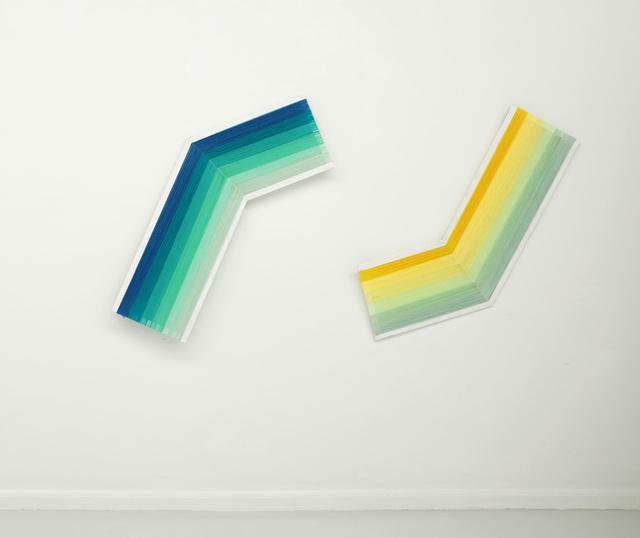 , 'Line #5 (Paesaggio Acre),' 2015, Operativa arte contemporanea