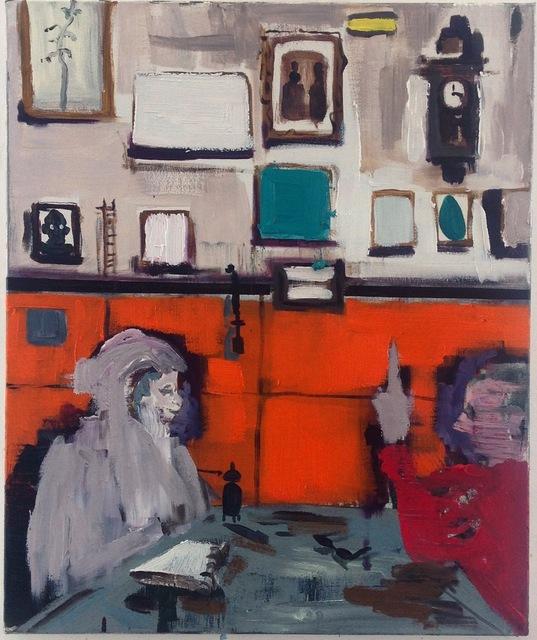 , 'Sin título (de la serie La Caída del Sol Negro),' 2016, Arróniz Arte Contemporáneo