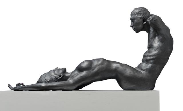 , 'Man-Wo-Man,' 2012, GALERIE BENJAMIN ECK