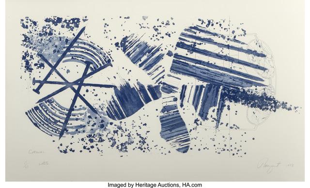 James Rosenquist, 'Carousel', 1978, Heritage Auctions