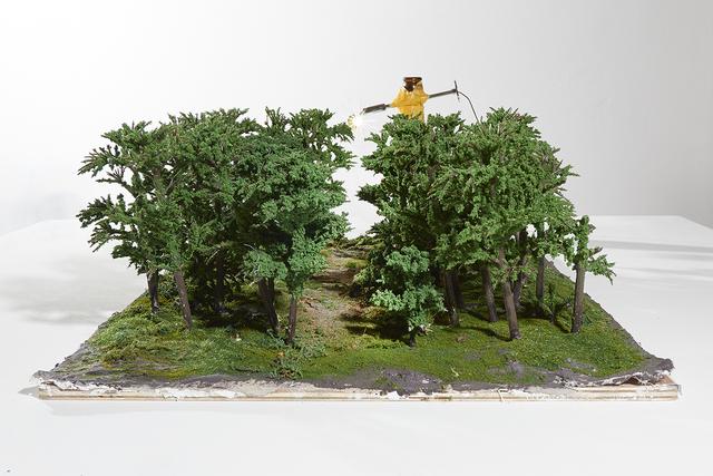 , 'Crossroads (Maquette),' 2016, Cass Sculpture Foundation