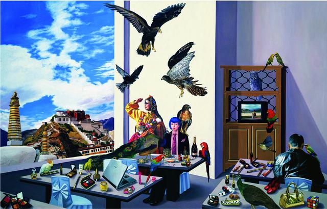 Tamen 他们, '西藏 Tibet', 2007, Art+ Shanghai Gallery